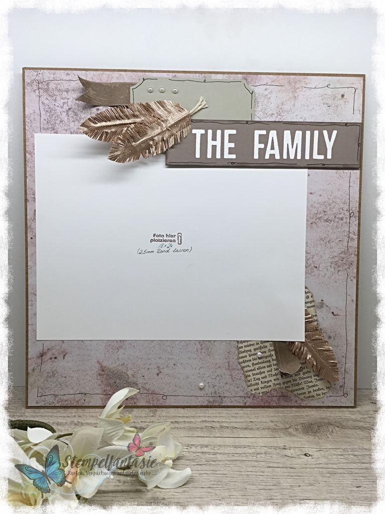 Scrapbooking Family